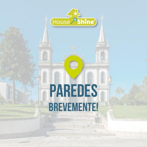 House Shine prestes a abrir unidade em Paredes