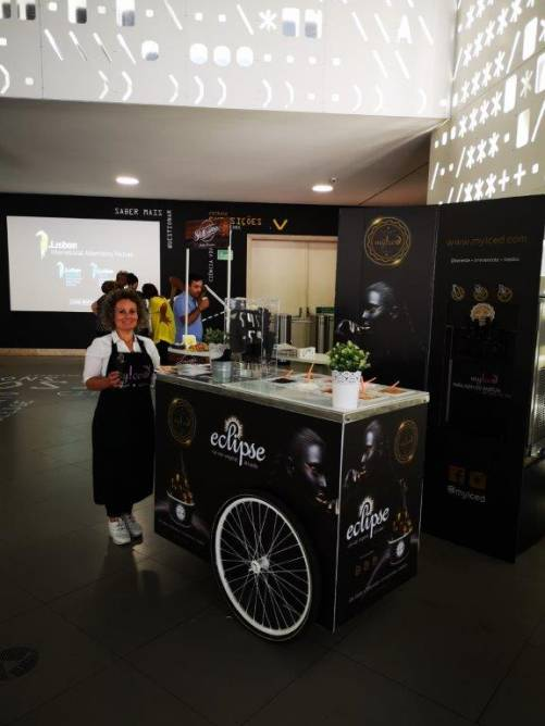 MyIced refresca o Lisbon International Advertising Festival