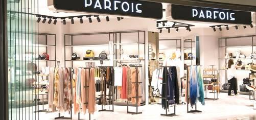 Parfois abre a sua 1000 loja em Paris